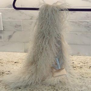 Adrienne Landau mongolian fur color